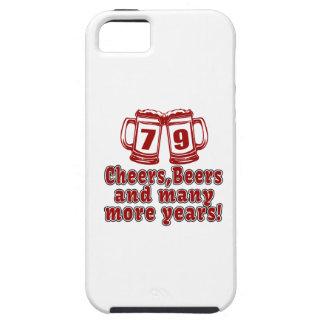 79 Cheers Beer Birthday iPhone SE/5/5s Case