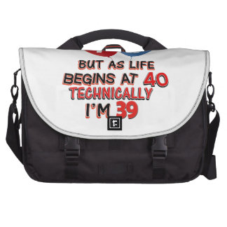 79 YEARS OLD BIRTHDAY DESIGNS BAGS FOR LAPTOP