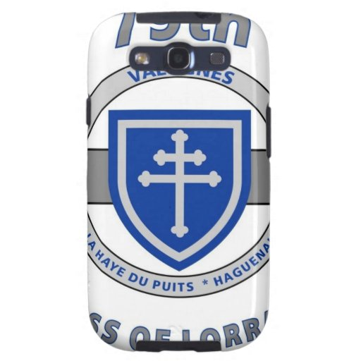 "79TH INFANTRY DIVISION ""CROSS OF LORRAINE"" GALAXY S3 COVER"