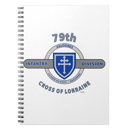"79TH INFANTRY DIVISION ""CROSS OF LORRAINE"" JOURNAL"