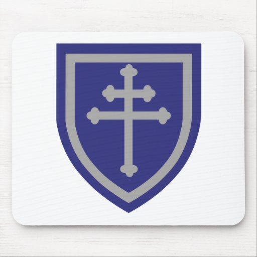 79th Infantry Division Mousepads