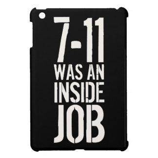 7-11 Inside Job Cover For The iPad Mini
