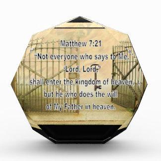 7:21 de Matthew