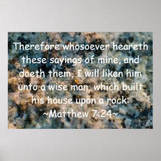 7:24 de Matthew Impresiones