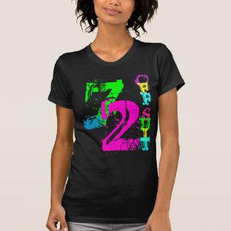 7-2 camiseta de Offsuit Playera