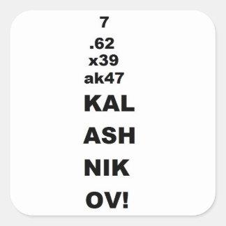 7.62x39 square sticker