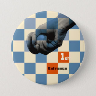 7.6cm Can batch [Russian Avant-gardee] Button