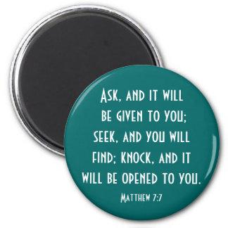 7:7 de Matthew Imán Redondo 5 Cm