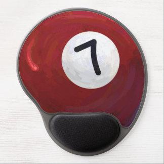 7 Ball Gel Mouse Mats