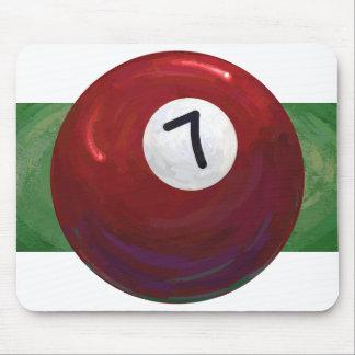 7 Ball Mouse Pad
