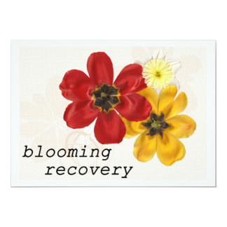 7 Blooming Recovery Card