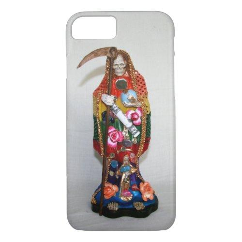 7 COLORS Santa Muerte iPhone 87 Case