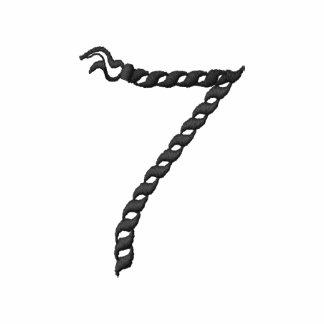 """""""7"""" cuerda número 2,5"""""""