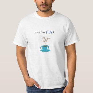 7 cups of Tshirt Design by Flourish