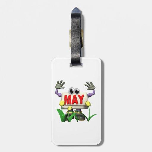 7 de mayo etiquetas bolsas