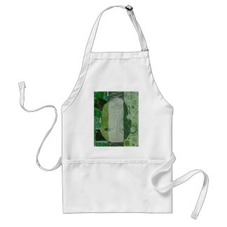 7 Dimensions in One Place Adult Apron
