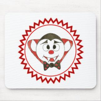 7 Dracula zig zag.jpg Mouse Pad