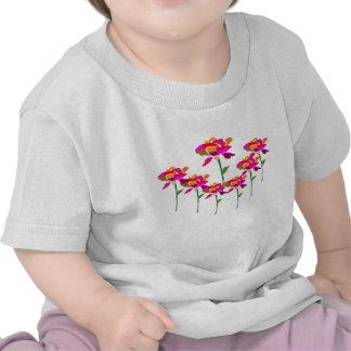 7 flores lindas: en el mármol de KOOLshade Healing Camisetas