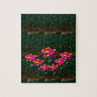 7 flores lindas: en el mármol de KOOLshade Healing Puzzle