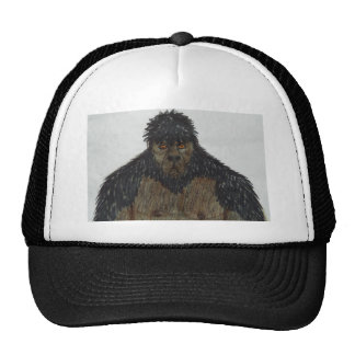 7 ft tall Dogsquatch bigfoot.JPG Trucker Hat