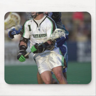 7 Jun 2001:  Gary Gait #1  Long Island Mouse Pad