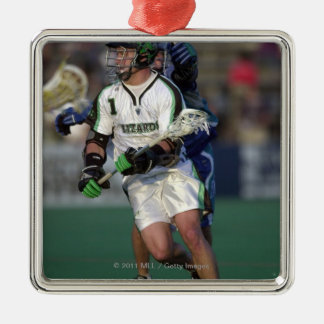 7 Jun 2001:  Gary Gait #1  Long Island Christmas Ornaments