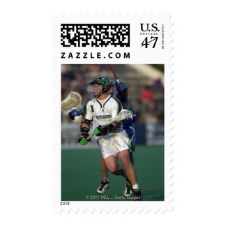 7 Jun 2001:  Gary Gait #1  Long Island Postage