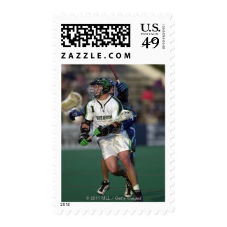 7 Jun 2001:  Gary Gait #1  Long Island Stamps