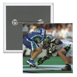 7 Jun 2001:  Paul Cantabene #5  Baltimore Pinback Button
