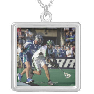 7 Jun 2001:  Tim Byrnes #21  Long Island Silver Plated Necklace
