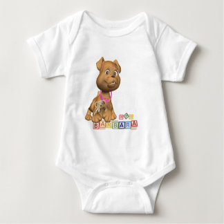 7 Letter Name Customize It Precious Puppy Version T Shirt