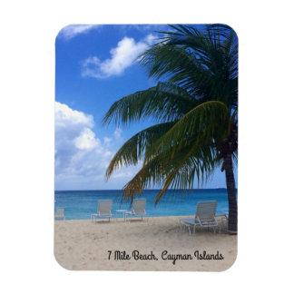 7 Mile Beach, Cayman Islands Magnet