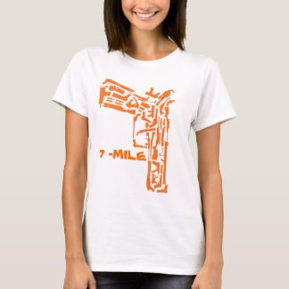 7 mile Detroit T-Shirt