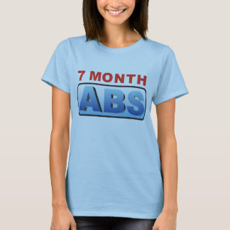 7 Month ABS T-Shirt