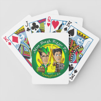 7. More Dough. Bigger Pie Playing Cards