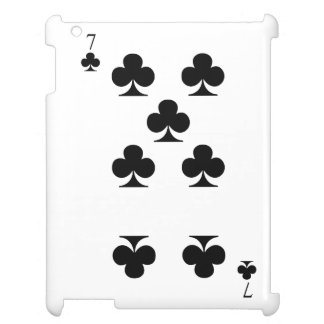 7 of Clubs Cover For The iPad 2 3 4