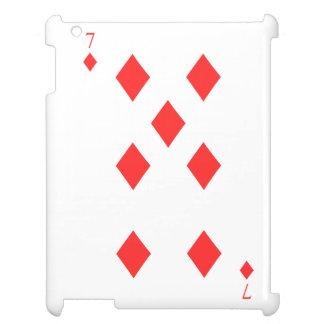 7 of Diamonds Case For The iPad
