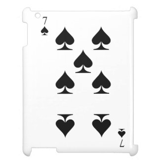 7 of Spades Cover For The iPad