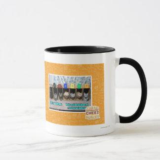 7 out ov 7 kittehs mug