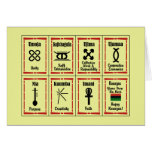 7 Principles Kwanzaa Holiday Greeting Cards
