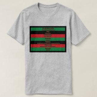 7 Principles of Kwanzaa Shirt