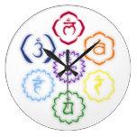 7 relojes de Chakra