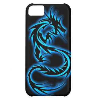 7 Sins Series Blue Dragon iPhone 5 Case Cover For iPhone 5C