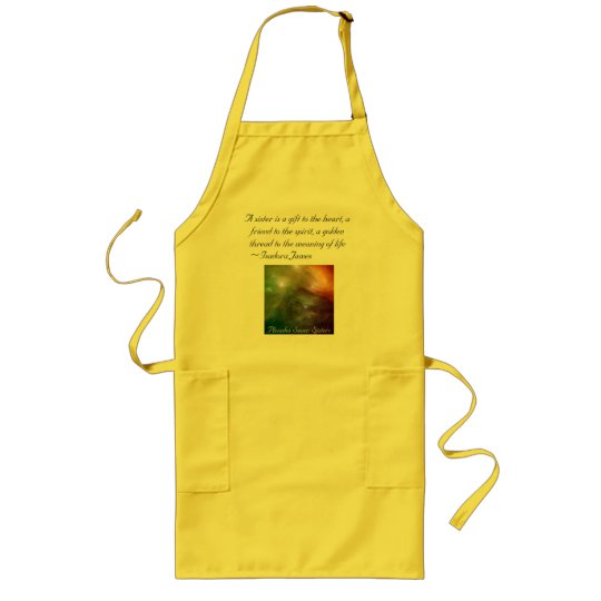 7 Sisters Pleiades Stars Gift To The Heart Apron