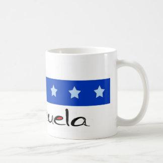 7 Stars Classic White Coffee Mug