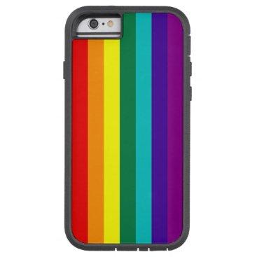 7 Stripes Rainbow Pride Tough Xtreme iPhone 6 Case