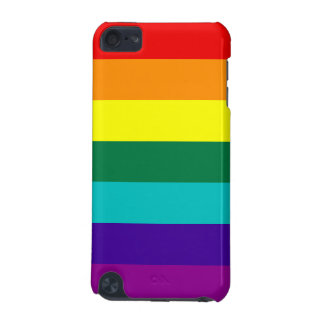 7 Stripes Rainbow Pride Flag iPod Touch 5G Case