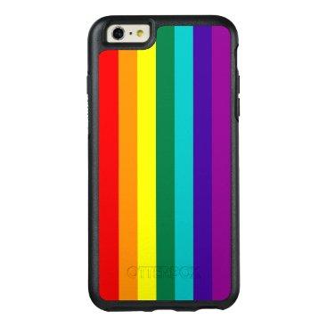 7 Stripes Rainbow Pride Flag OtterBox iPhone 6/6s Plus Case