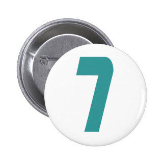 #7 Teal Bold Button