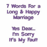 7 Words For a Long & Happy Marriage Polo